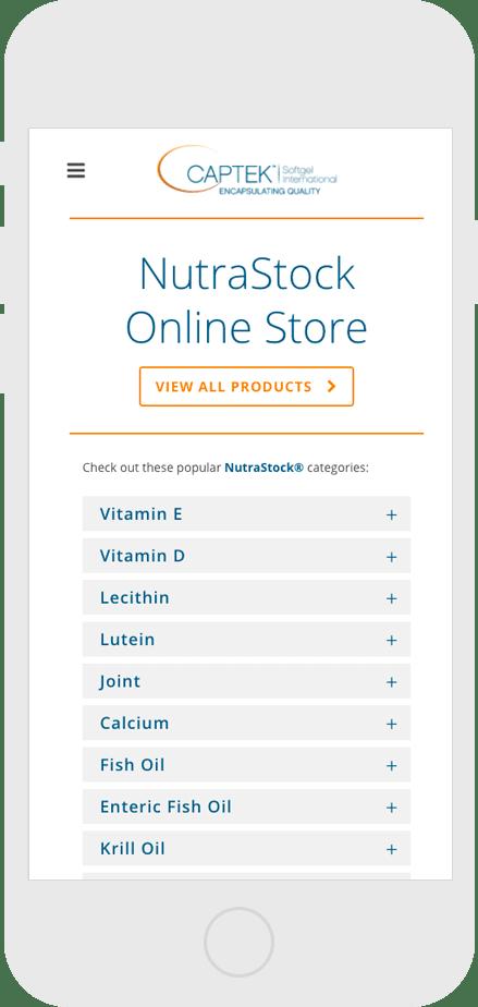 nutrastock online