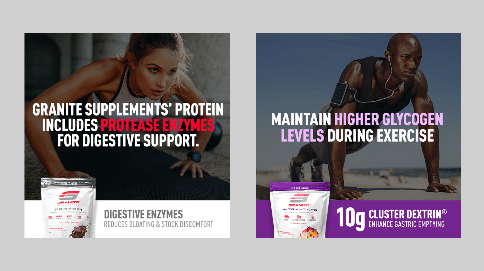 granite protein