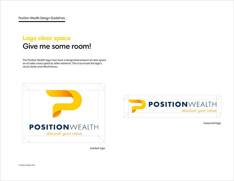 position wealth logo